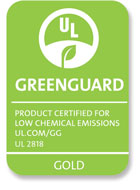 Hi-Bor® UL GREENGUARD GOLD Certification